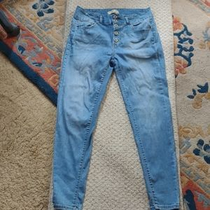 Very gently used soft WAX jeans 31 x 28